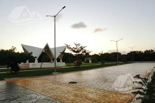 terreno en venta en arbolada cancun