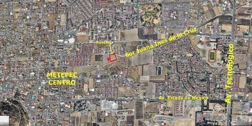 terreno en venta en avenida sor juana antes ignacio allende