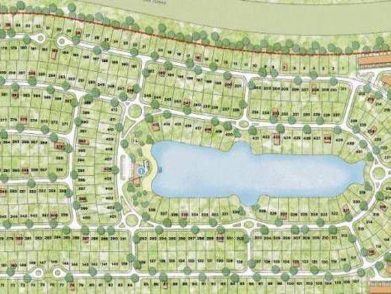 terreno en venta en barrio castaños nordelta