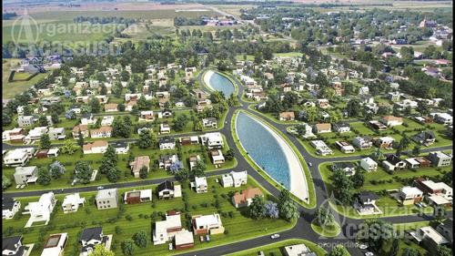 terreno en venta en barrio la reserva. oportunidad en preventa