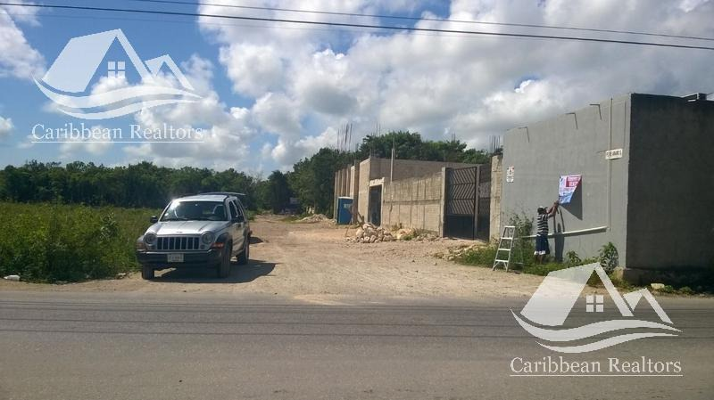 terreno en venta en bonfil cancun