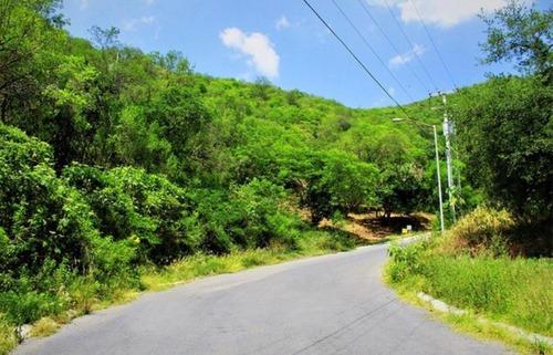 terreno en venta en bosques de san pedro, santiago nuevo león (rb)