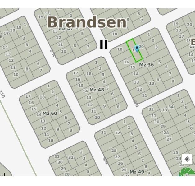 terreno en venta en brandsen