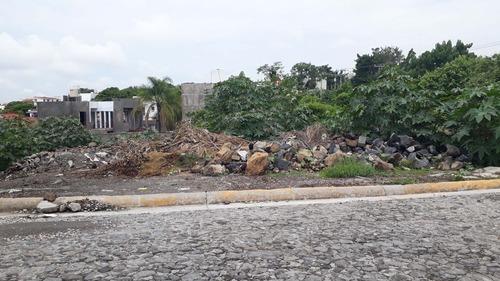 terreno en venta en burgos bugambilias. 876 m2