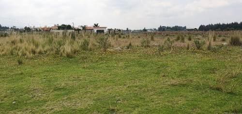 terreno en venta en cacalomacan-ejido