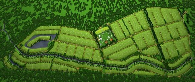 terreno en venta en campos de roca 2