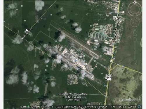 terreno en venta en cancun centro, benito juarez