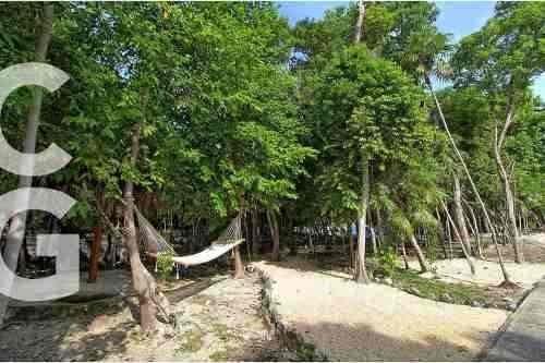 terreno en venta en cancun en puerto morelos en punta vista