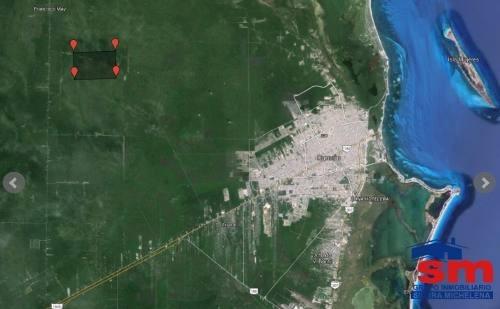 terreno en venta en cancun-isla mujeres
