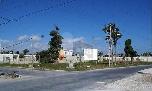 terreno en venta en cancun, prolongación av tulum y 20 de noviembre