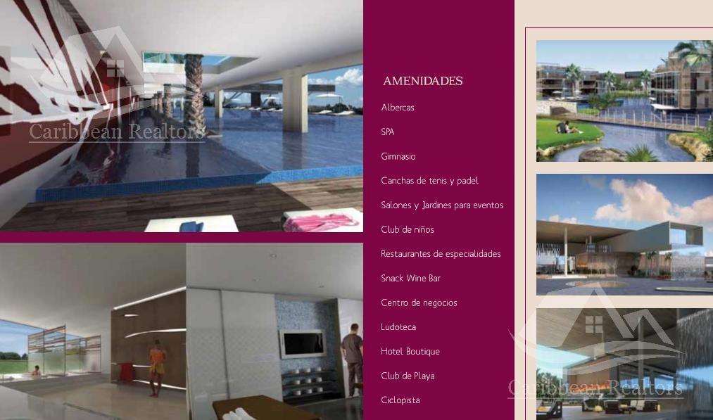 terreno en venta en cancún/56/country club