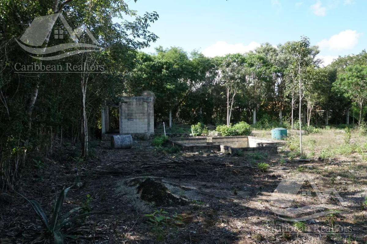 terreno en venta en cancún/av.huayacan