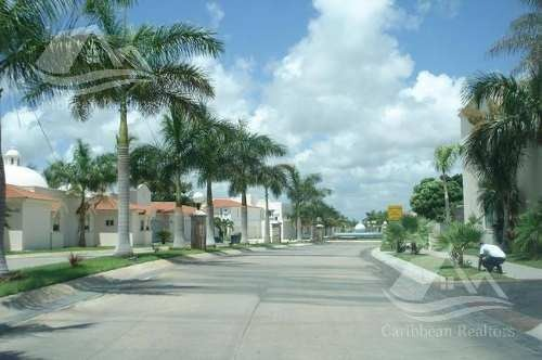 terreno en venta en cancun/villa magna