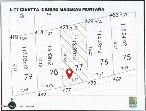 terreno en venta en capital sur, el marques, rah-mx-20-1655