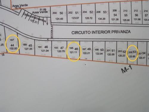 terreno en venta en capulines cimera residencial