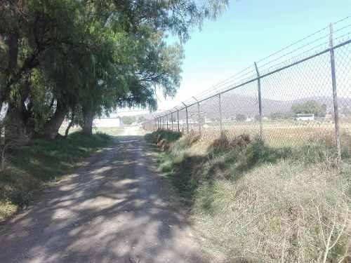 terreno en venta en carretera zumpango apaxco