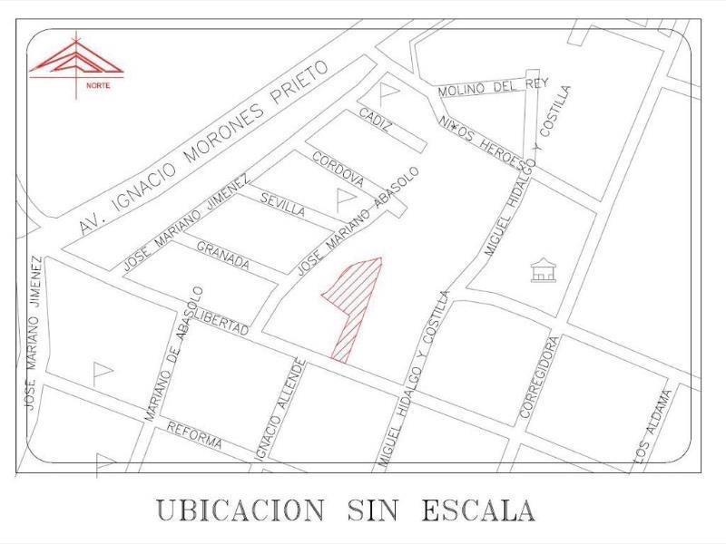 terreno en venta en caso urbano