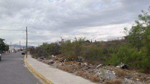 terreno en venta en centrica zona industrial de ramos arizpe