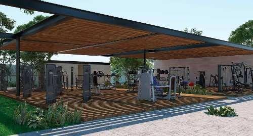 terreno en venta en chablekal, zona norte de mérida. tv-5555