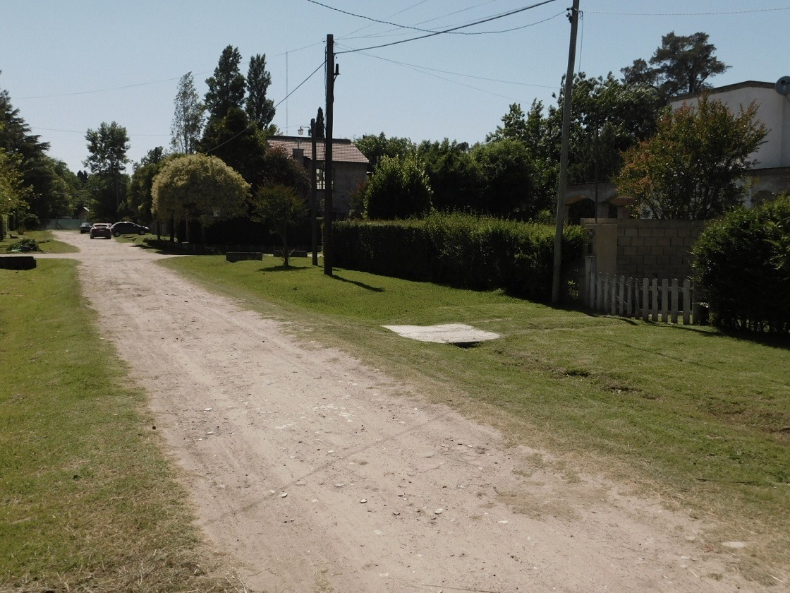 terreno en venta en chascomus
