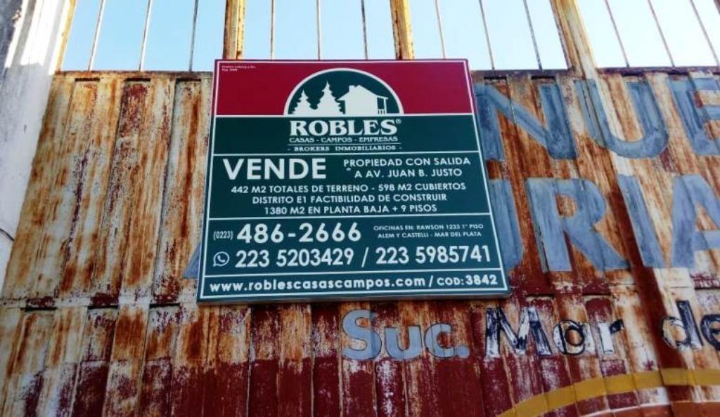 terreno en venta en chauvín