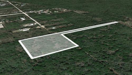 terreno en venta en chichi suarez, 1.44hectareas