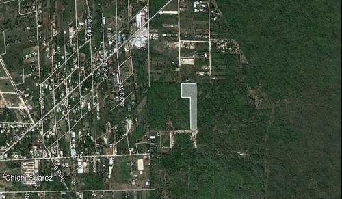 terreno en venta en chichi suarez, 1.76 hectareas