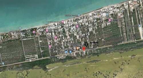 terreno en venta en chicxulub puerto con alto potencial.