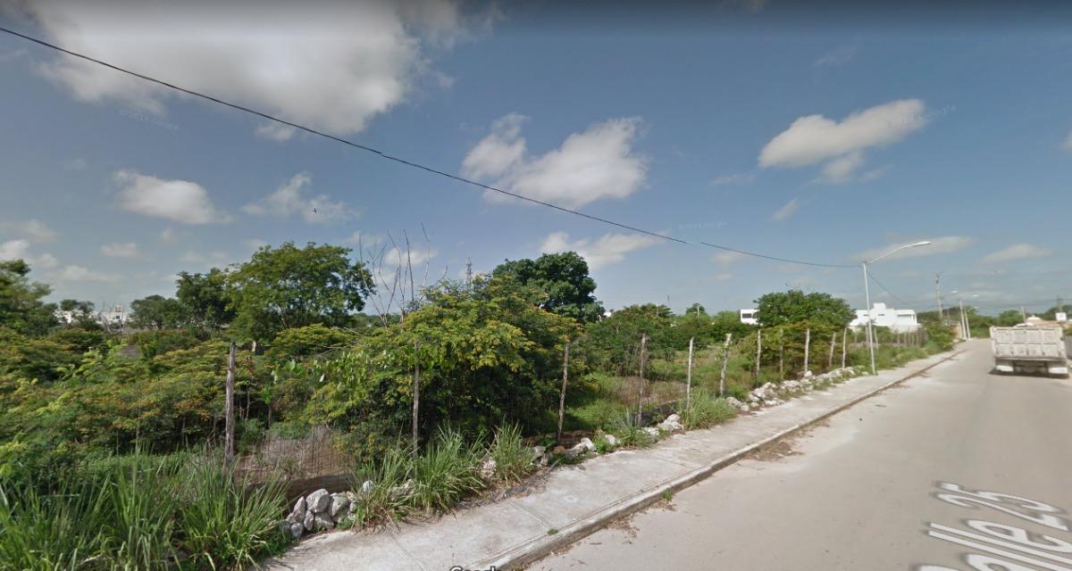 terreno en venta en cholul, yucatán
