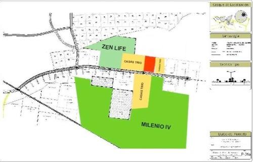 terreno en venta en ciudad maderas // ctv - vm