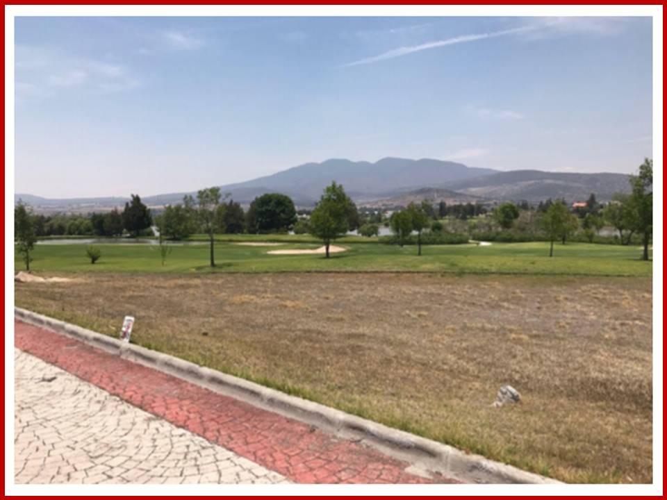 terreno en venta en club de golf cantalagua