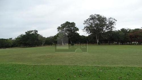 terreno en venta en club de golf la ceiba / mérida, con vista al campo de golf.