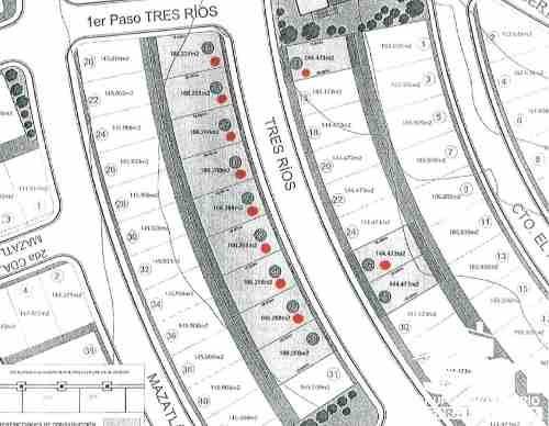 terreno en venta en clúster sinaloa, lomas de angelopolis lat-101f