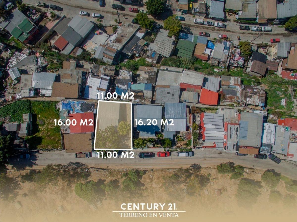 terreno en venta en col. lomas misión, tijuana b.c.