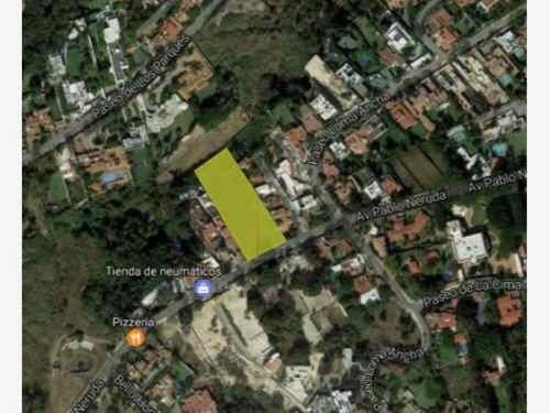terreno en venta en colinas de san javier,  zapopan