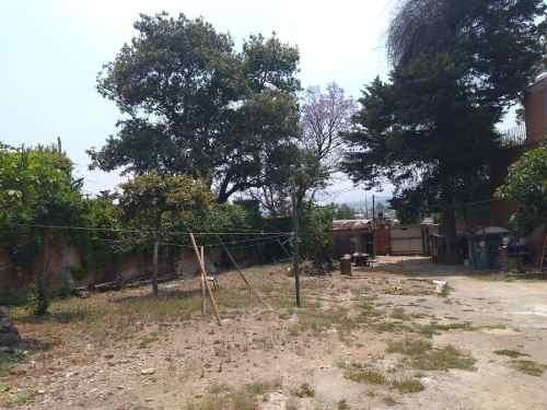 terreno en venta en colonia magdalena contreras