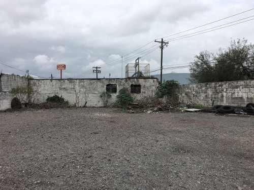 terreno en venta en colonia viejo mezquital, apodaca