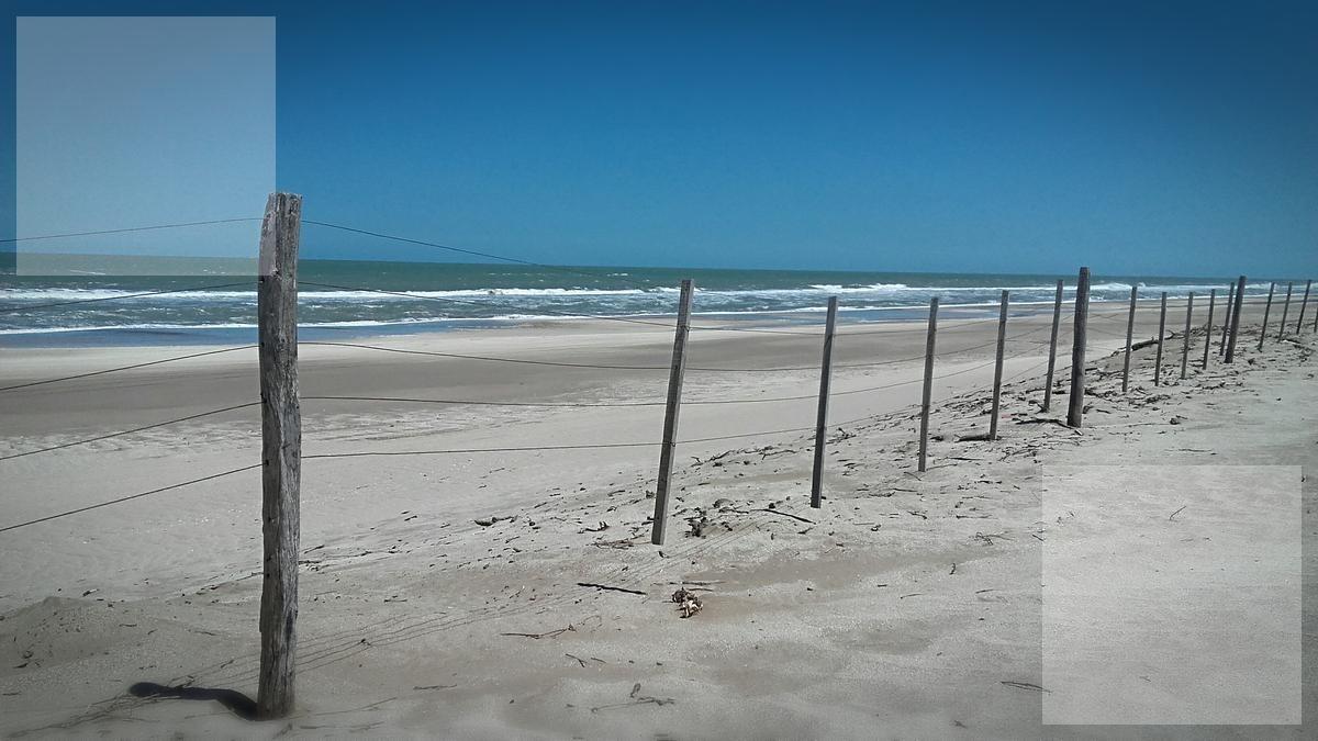 terreno en venta en costa esmeralda zona capilla