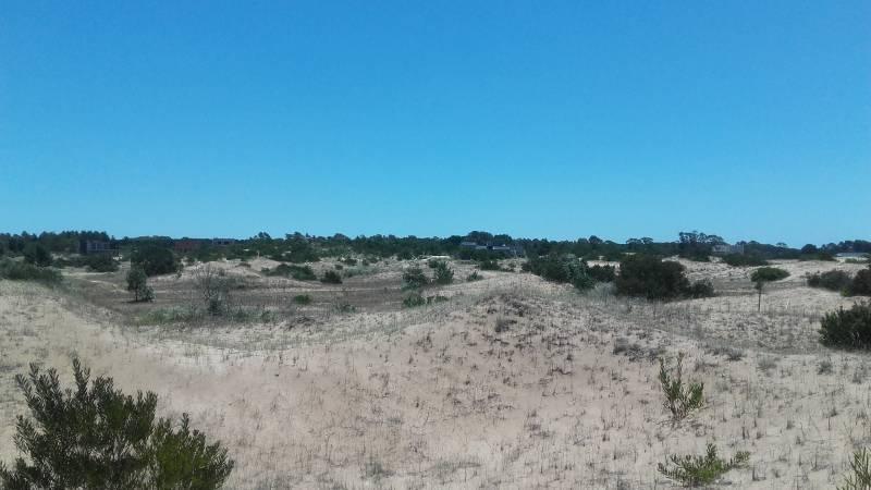 terreno en venta en costa esmeralda, zona senderos 2. opción 4 terrenos juntos!