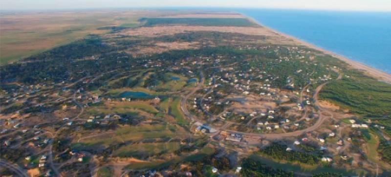 terreno en venta en costa esmeralda, zona senderos i