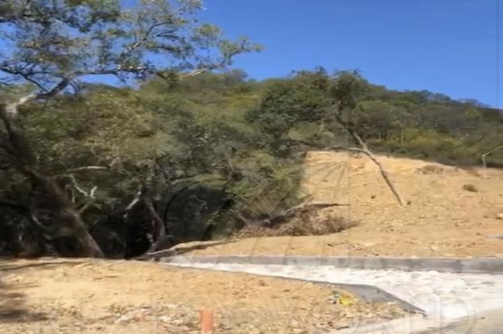 terreno en venta en cumbres de santiago, nuevo león  - carretera nacional (rb)