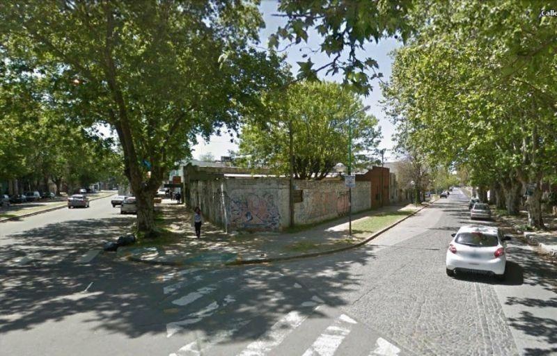 terreno en venta en diagonal 80 esquina 41.