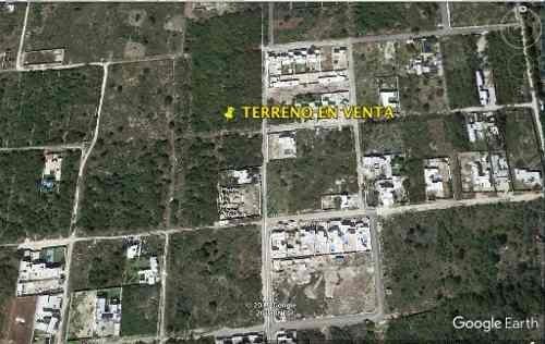 terreno en venta en dzitya, merida yucatan