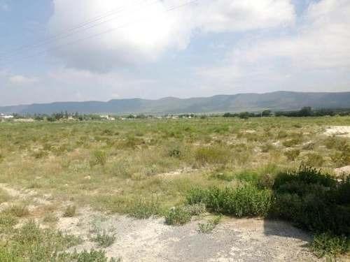 terreno en venta en ejido derramadero, saltillo