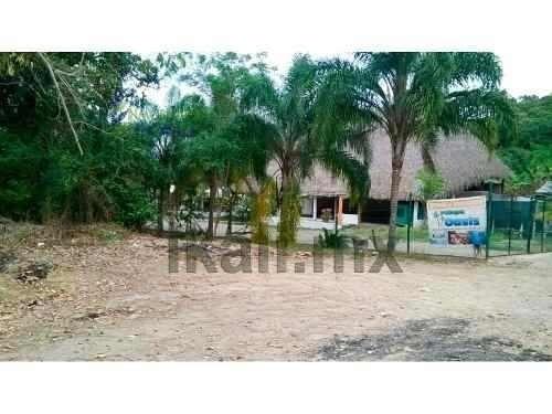 terreno en venta en el km 47 de poza rica, veracruz, terreno de 5000 m² se encuentra ubicado muy cerca de los centros comerciales sams, gran patio, home depot, en la carretera a cazones en el km 47,