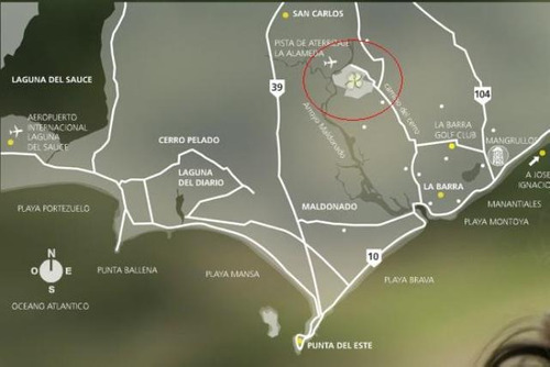 terreno en venta en el quijote
