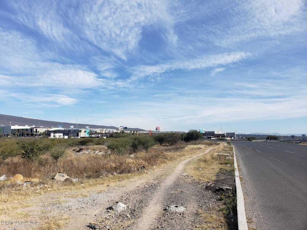 terreno en venta en el refugio, queretaro, rah-mx-20-1515