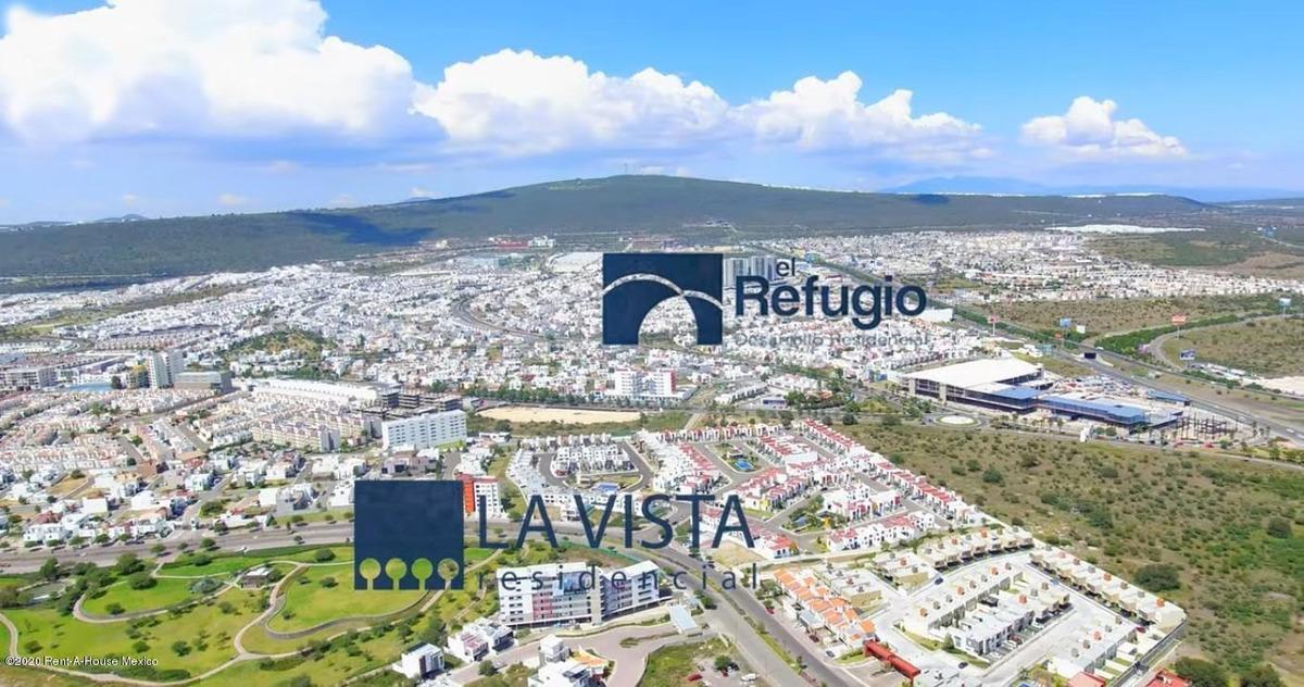 terreno en venta en el refugio, queretaro, rah-mx-20-2357