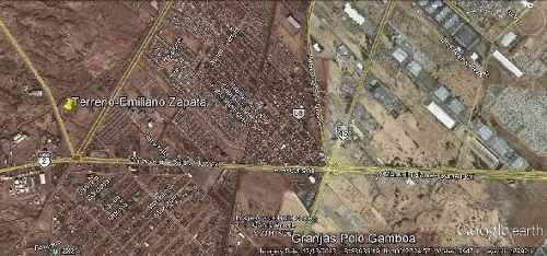 terreno en venta en emiliano zapata en ciudad juárez, chihuahua