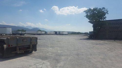 terreno en venta en escobedo carretera monterrey monclova